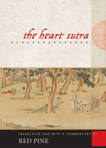 The Heart Sutra Red Pine