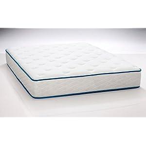 Dreamfoam Bedding Arctic Dreams 10-Inch Cooling Gel Mattress, Queen