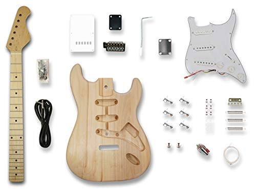 Expert choice for electric guitar diy kits