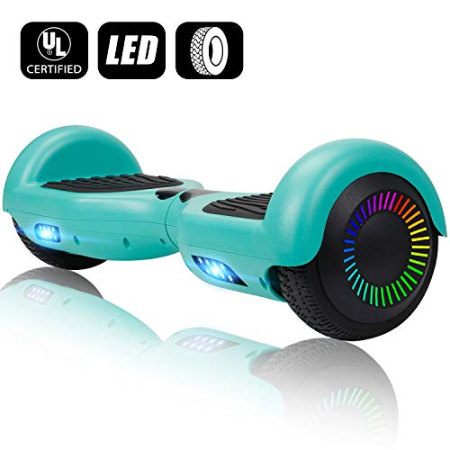 VEVELINE Hoverboard for Kids 6.5″ Two-Wheel Self Balancing Hoverboard – UL 2272 Certified