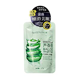 Best4UrLife New Soothing Moisture Aloe Vera Gel,Purifying Deep Cleansing,Facial Moisturizing,Face Whitening,Absorbs Rapidly,Soothing Lotion Facial Cream Perfectly Plain