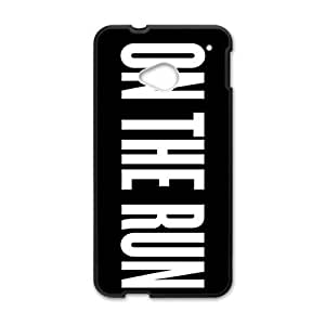 ON THE RUN Cell Phone Case for HTC One M7