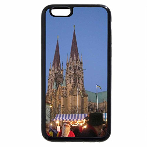 iPhone 6S / iPhone 6 Case (Black) Skara Cathedral