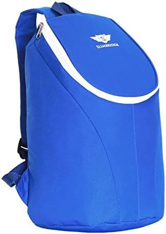 Slimbridge Kühlrucksack Isolierten Kühltasche Wasserdicht Picknickrucksack Handgepäck Rucksack 15 Liter 38 cm 300 Gramm, Seatown Blau