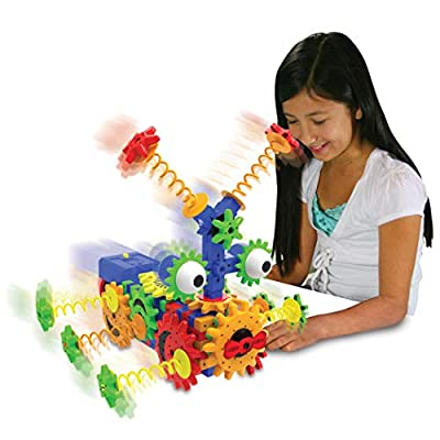 The Learning Journey Techno Gears STEM Construction Set – Bionic Bug (60+ pieces) – Award-Winning Learning Toys & Gifts for Boys & Girls Ages 6 Years and Up: Industrial & Scientific