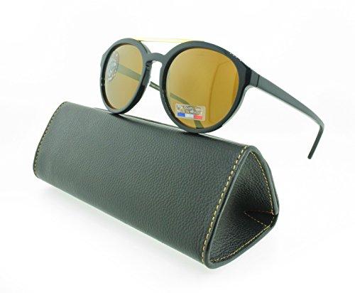 Brand New Authentic Vuarnet John Dalia Sunglasses VJ1403 (Black / PX 2000) by Vuarnet