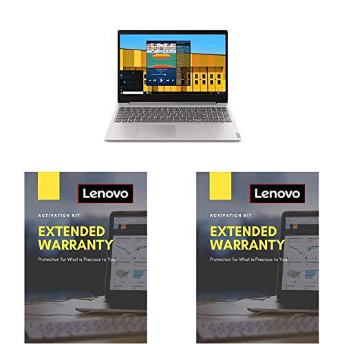 Lenovo Ideapad S145 10th Gen Intel i3 15.6″ FHD Thin & Light Laptop (4GB/1TB HDD/Win/Platinum Grey) 81W800SAIN + Lenovo 3 Year Accidental Damage Protect + 2 Year Extra Warranty with Onsite Service