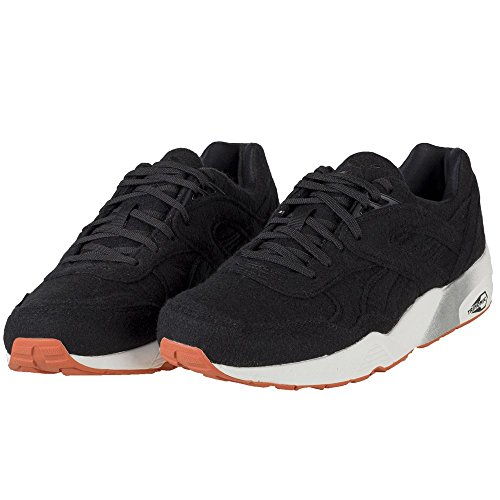 Puma - R698 Bright - 35883201 - Color: Blanco-Naranja-Negro - Size: 46.0