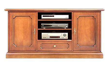 Porta Tv In Stile Classico.Mobile Porta Tv In Legno Stile Classico Credenza Bassa Per Tv