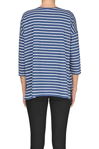 Cotone shirt Blu Donna Mcgltps000005149e T D'hoore Sofie ABSvwqxaw