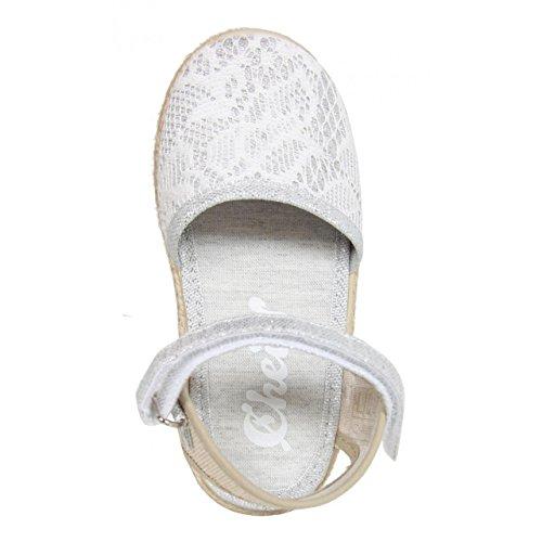 Sandales pour Fille CHEIW 47110 CHOCHET PLATA