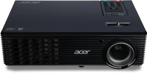 Acer X112 - Proyector de 1920x1200, color negro: Amazon.es ...
