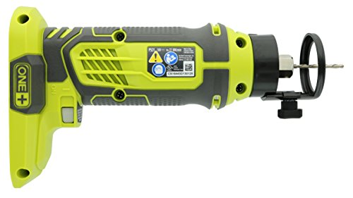 Ryobi P531 One+ 18-Volt Cordless Speed Saw Rotary Cutter w/ Included Bits (Battery Not Included / Tool Only)