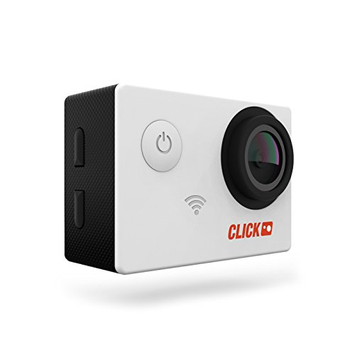 ExpertPower CLICK+ 4K / 1080p Action Camera With Sports Kit