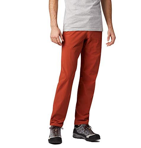 Mountain Hardwear Mens Logan Canyon Pant, Dark Copper, 32(W) x 32(L)