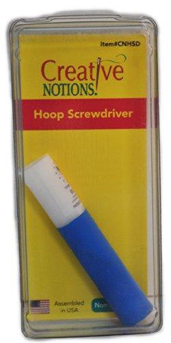 - Creative Notions Hoop Screwdriver CNHSD