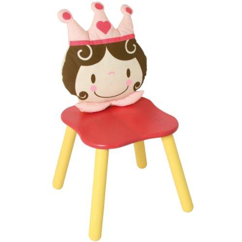 Kinderstuhl Prinzessin pastell BARTL 106076