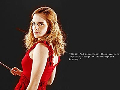 Hermione Granger Poster Print 12 x 18 inch (Rolled) By A-ONE POSTERS