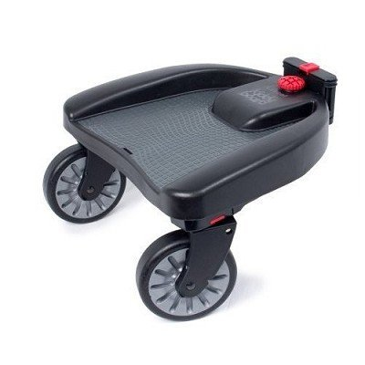 Lascal KiddyBoard Maxi Stroller Attachment - Black by Lascal