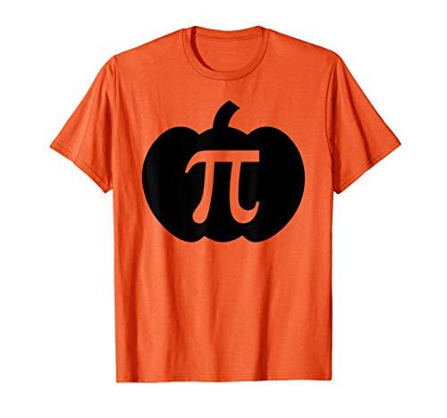 Pumpkin Pi Pie Halloween Funny T-shirt]()