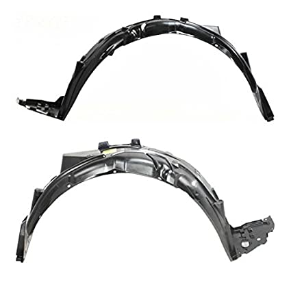 Fender Liner for 2002-2007 Buick Rendezvous Front Left /& Right Side Set of 2