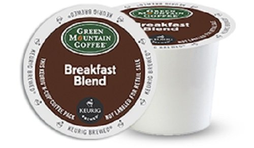 Green Mountain Coffee K-Cups, Breakfast Merge K-Cup Portion Count for Keurig Brewers 96-Count