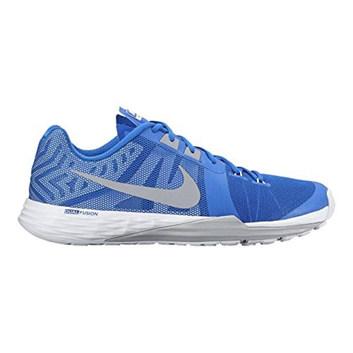 Iron Cobalt - NIKE Men's Train Prime Iron DF Cross Training Shoe, Hyper Cobalt/Wolf Grey/White, 11.5 D(M) US