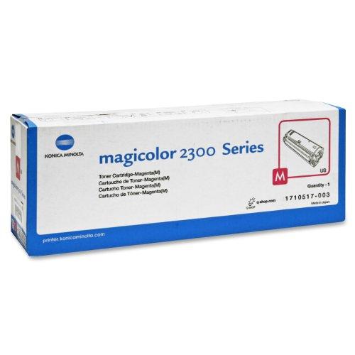 QMS 1710517-003 Toner Cartridge for Minolta MagiColor 2300 DL (Magenta)