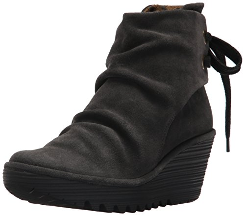 Boot Diesel Ankle Suede London FLY Yama Women's Oil wqZSUWIH