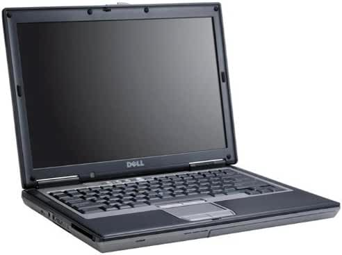 Dell D620 Laptop Duo Core with Windows XP