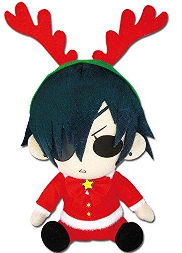 ge animation ge 52787 black butler christmas ciel 65 stuffed plush - Black Butler Christmas