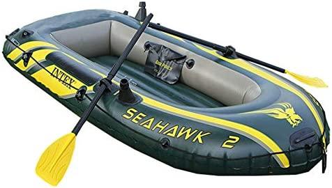 LJYLQW Bote Inflable, Kayak, Canoa Kayak Inflable para ...