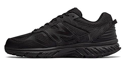 New Balance 510v4 Trail Shoe - Men's Trail Running Black by New Balance (Image #1)