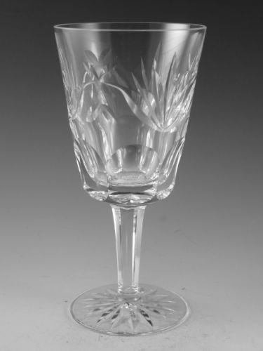 Waterford Crystal ASHLING Water Goblet Glass 7''