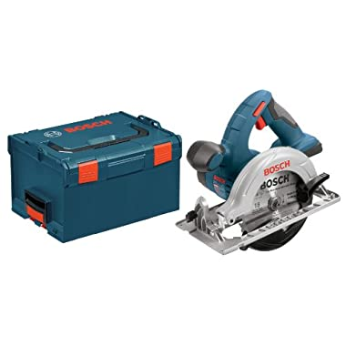 Bosch Bare-Tool CCS180BL 18-Volt Lithium-Ion 6.5-Inch Circular Saw with L-BOXX-3 Carrying Case