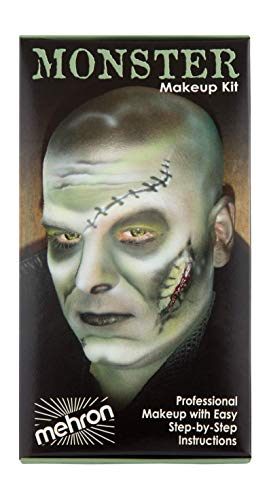 Mehron Makeup Premium Character Kit (Monster/Frankenstein) -