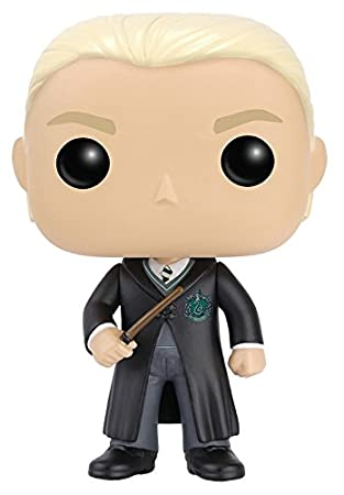 Funko Draco Malfoy Funko Pop Harry Potter Movies: 6569 Accessory Toys /& Games POP Movies