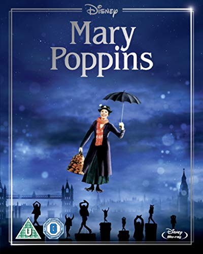 Mary Poppins (50th Anniversary Edition) [Blu-ray] (Mary Poppins 50th Anniversary Edition Blu Ray)