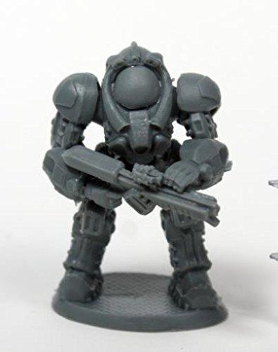 Reaper Miniatures Blackstar Corsair Bravo #80077 Chronoscope Bones Mini Figure