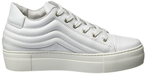 SELECTED FEMME Damen Sfalba Sneaker Weiß (White)