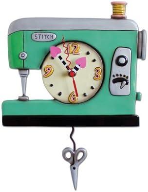 Allen Studio Designs Stitch Clock