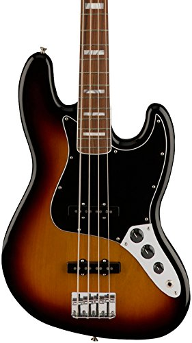 Fender 132003300 Classic Series 70's Jazz Bass -Pau Ferro Fingerboard - 3-Color Sunburst