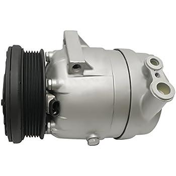Fits 2009-2011 2010 Chevrolet Aveo Aveo5 A//C Compressor /& Cluth Pontiac G3 1.6L