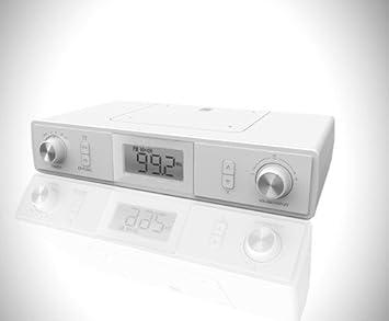 Kuchenradio Mit Bluetooth Unterbau Radio Amazon De Elektronik