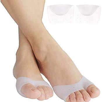 Amazon.com: Mitad de dedo manga almohadillas para orejas ...