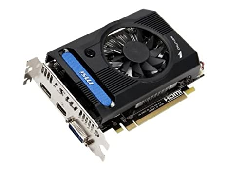 MSI R7750-PMD1GD5/OC V2 - Tarjeta gráfica AMD Radeon HD 7750 830 ...