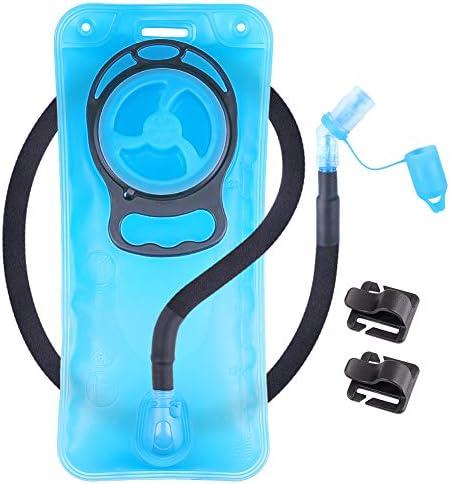 Hydration Bladder Water Reservoir 2 Liter Proof Water Storage Bladder Bag For