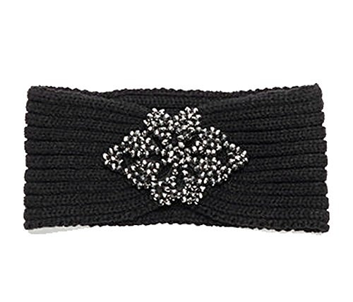 Betsey Johnson Crystal Ballin' Headband - ()