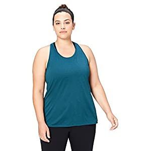 Core 10 Women's 'Lighter Than Air' Performance Racerback Tank (XS-XL, Plus Size 1X-3X)