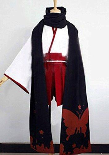 Inu X Boku Ss Shirakiin Ririchiyo Cosplay Costume (Onecos Inu x Boku SS Shirakiin Ririchiyo Cosplay Costume by Onecos)